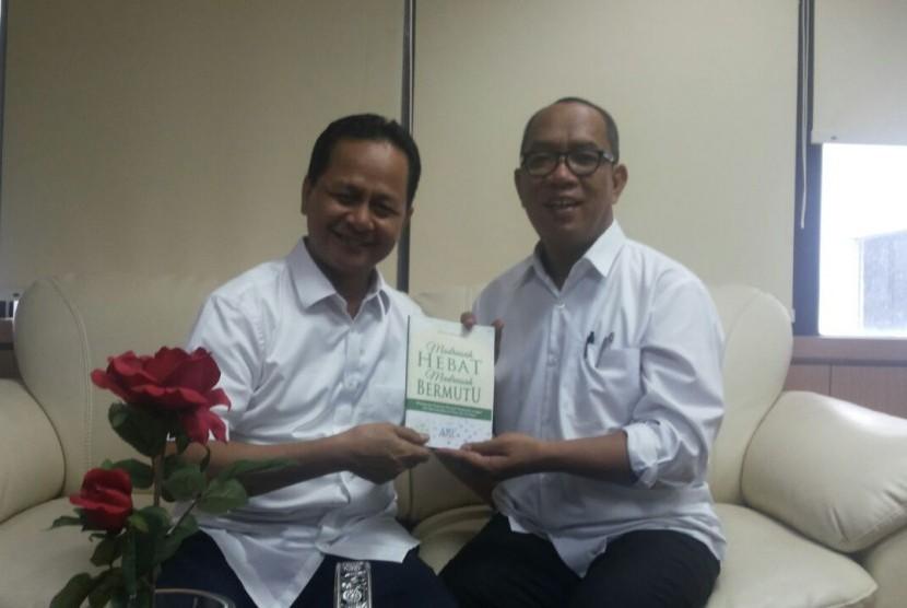 Indonesia Bermutu Siap Perkuat Mutu Guru Madrasah