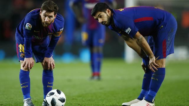 Pelatih Barcelona Isyaratkan Simpan Messi dan Suarez