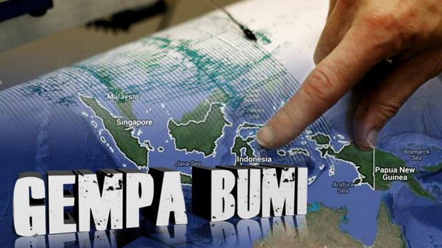 Gempa 5,3 SR Guncang Tapanuli Utara, Warga Panik, Sebelumnya Guncang Seram Maluku