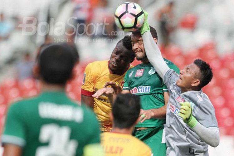 Sriwijaya FC Peringkat Ketiga Piala Presiden 2018, Gunduli PSMS Medan 4-0