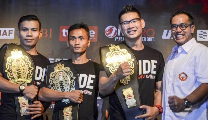 One Pride Ingin Gelar Duel di Luar Jakarta