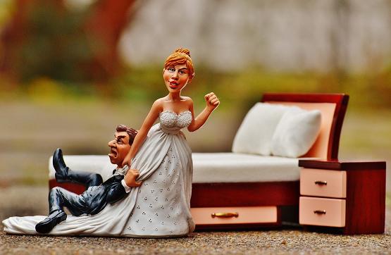 Belum 1 Jam Dinikahi, Wanita ini Langsung Diceraikan Suaminy