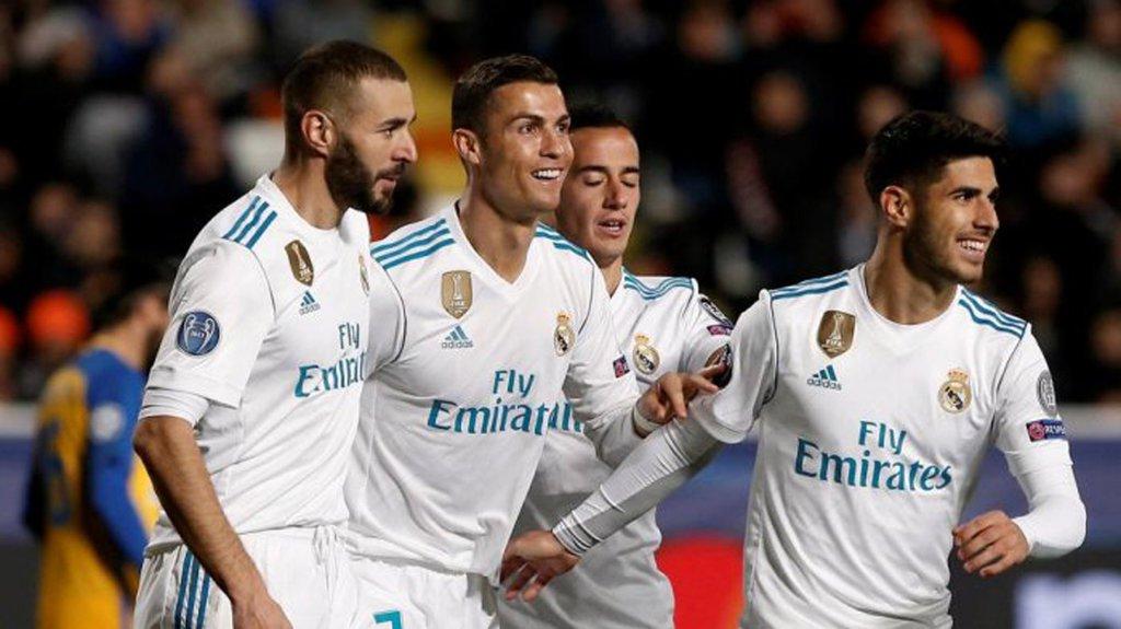 Hasil Liga Champions, REAL MADRID LIBAS PSG  3-1