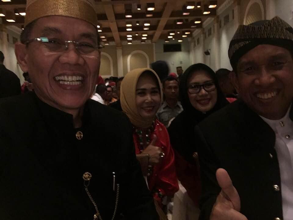 """Rusmadi  Jadi """"Orang Bugis"""", Syafaruddin """"Orang Jawa"""""""