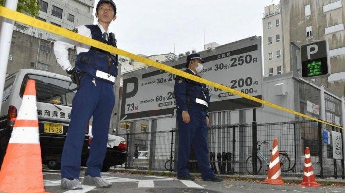Penemuan Potongan Kepala dalam Koper Gegerkan Jepang