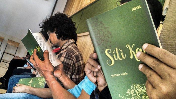 Mantan Wartawati Luncurkan Novel Siti Kewe, Inspirasi Semasa Meliput Konflik Aceh