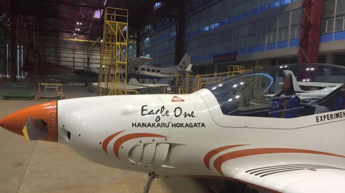 Dari Mana Irwandi Punya Pesawat Terbang?