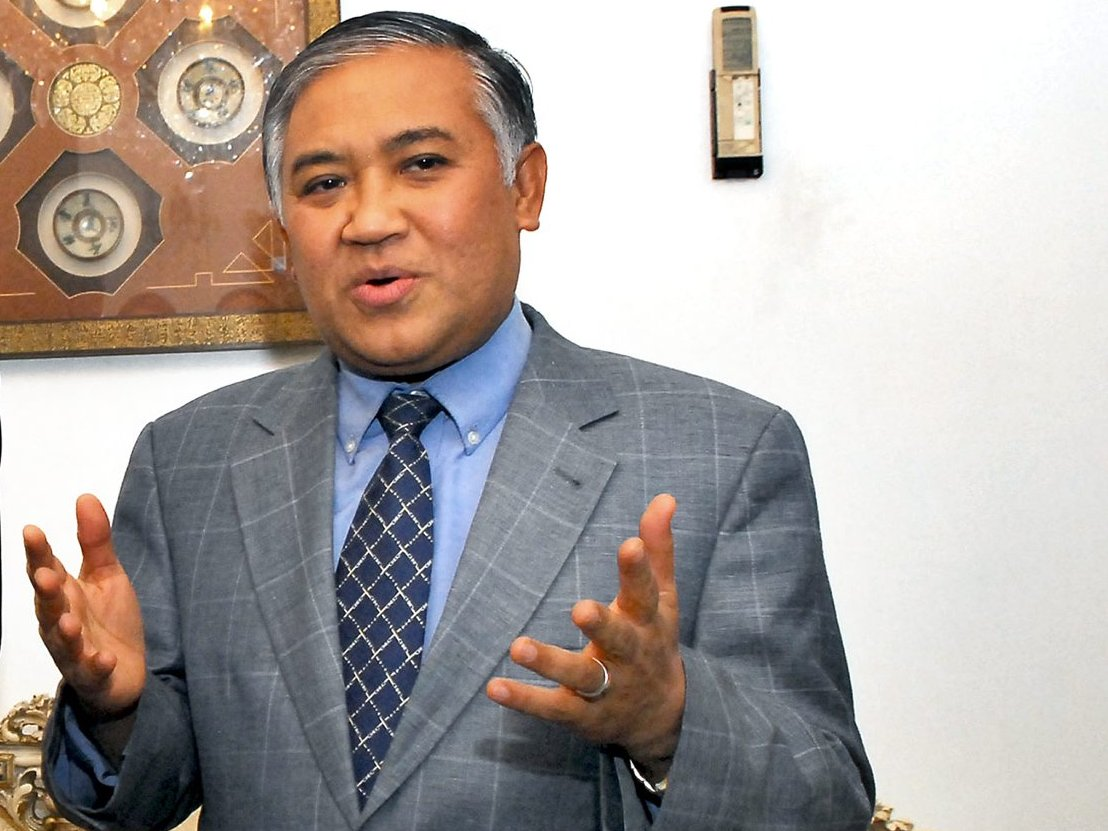 "Prof DR HM Din Syamsuddin :''Negara Tak Perlu Turut Campur Mengurus Zakat"""