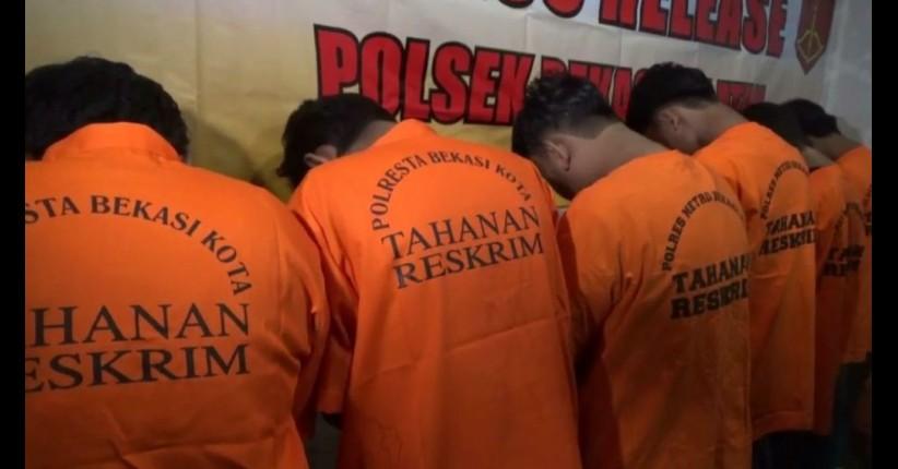 Dicekoki Miras, Dua Remaja Perempuan di Bekasi Diperkosa 6 Pelajar
