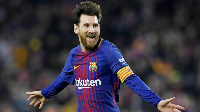 Barcelona Vs Atletico: Messi Menuju Angka 600