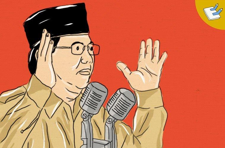 Bulan Ini Partai Gerindra akan Deklarasikan Prabowo Subianto Sebagai Capres 2019