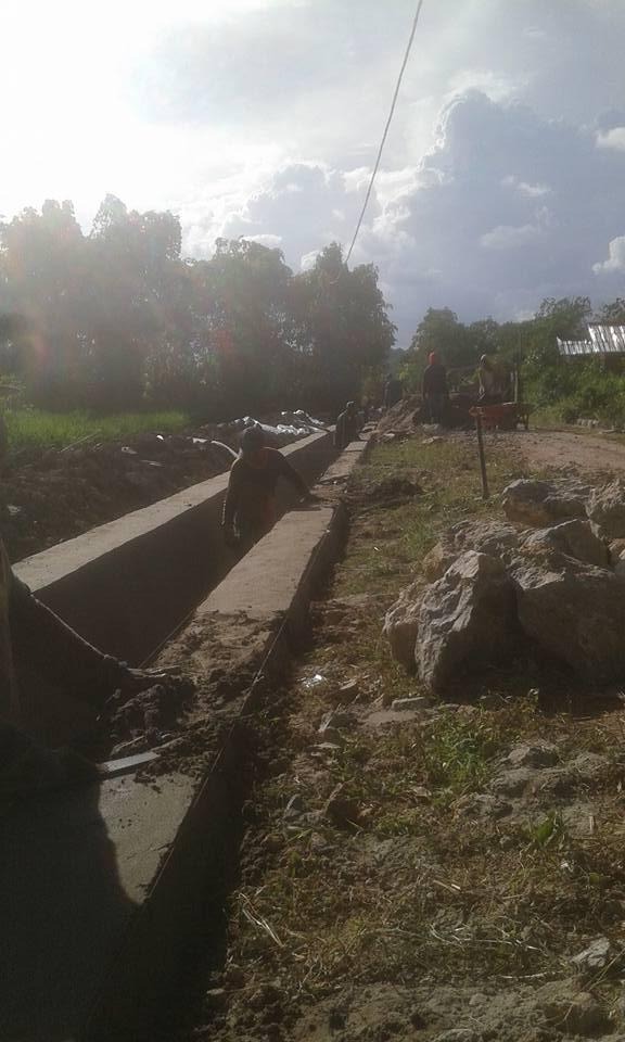 """Diduga Proyek Siluman  """"Pengendalian Banjir"""" di Samarinda,    Bermunculan di Daerah Sepi"""