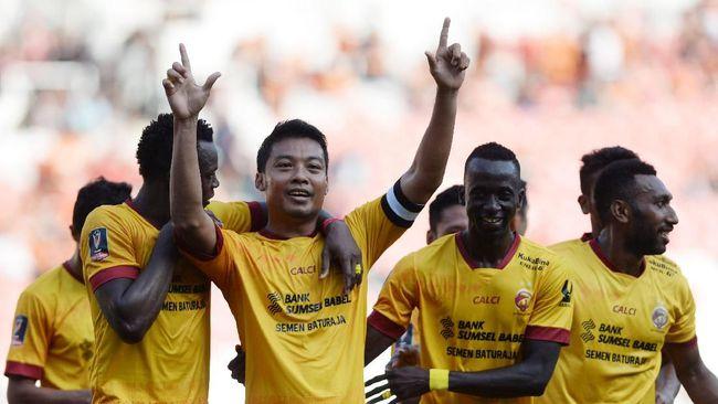 Sriwijaya FC Juara Piala Gubernur Kaltim 2018