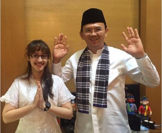Cuitannya Dinilai Sudutkan Megawati, Tsamara Amany Enteng Bilang Begini