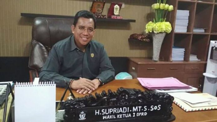 Wakil Ketua DPRD Kotim : Siapapun yang Merusak Situs Budaya Harus dihukum Adat dan Hukum Positip