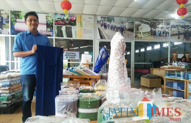 Wisata Tektsil LaGroos Lawang-Malang, Belajar Pembuatan Kain