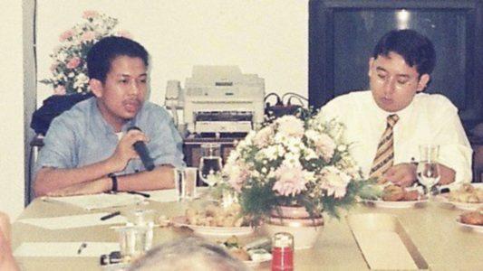 Fahri Hamzah dan Fadli Zon Sudah Kompak Sejak 1998