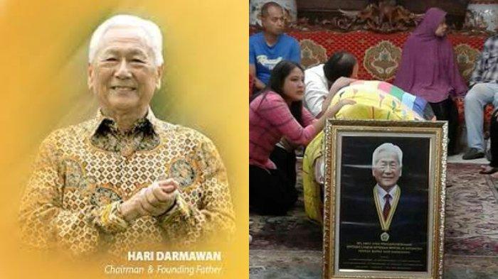 Sebelum Meninggal di Sungai Ciliwung, Pendiri Matahari Berada di Lokasi Ini, Berikut 7 Faktanya!