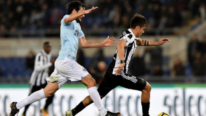 Juventus Vs Lazio – Inilah Gol Dramatis Paulo Dybala Penentu Kemenangan Juve