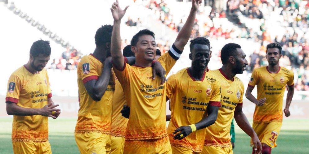 Dramatis, Borneo FC Gagal ke Final, Dikalahkan Sriwijaya FC Lewat Adu Pinalti