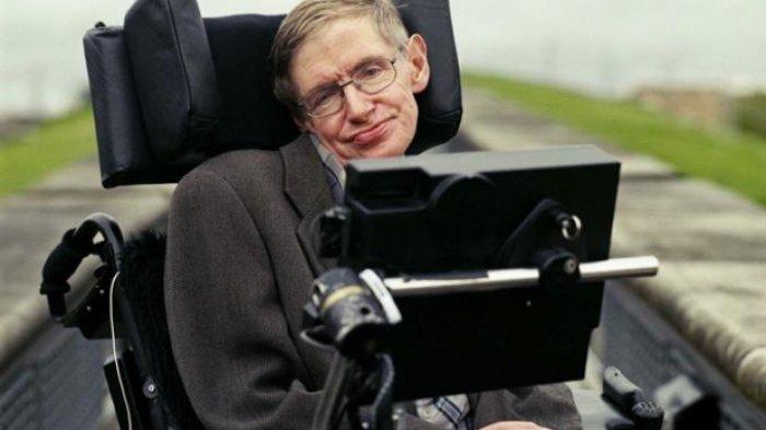 Ahli Fisika Stephen Hawking Meninggal Dunia, Sosok Ilmuwan Hebat yang Tiada Duanya