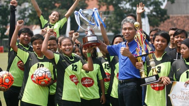 Kartini Cup 2018 Sukses Digelar, Putri Mataram Jadi Juara