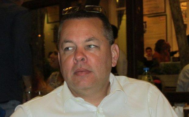 Seorang Pastor AS Diadili di Turki Atas Kasus Terorisme
