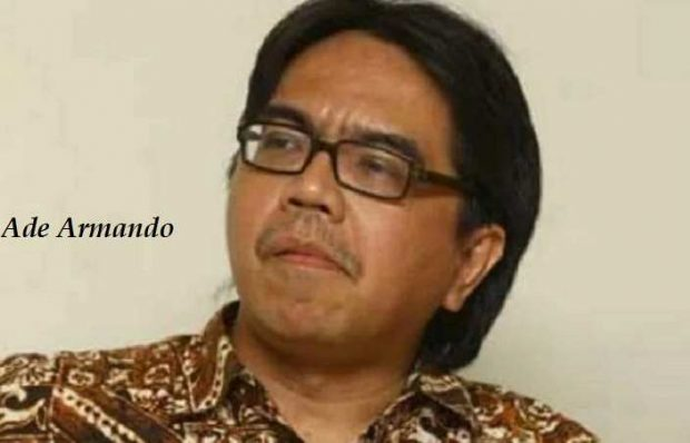 "Ketua FPI Laporkan Ade Armando ke Polisi : ""Ini Orang Maunya Apa?"""