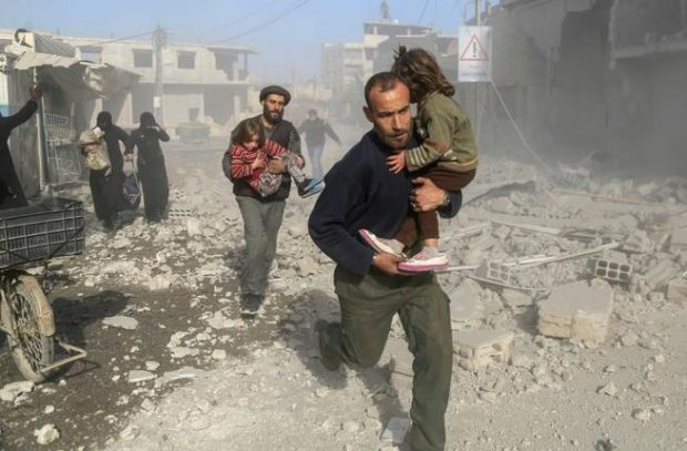 Ghouta, Benteng Umat Islam di Akhir Zaman