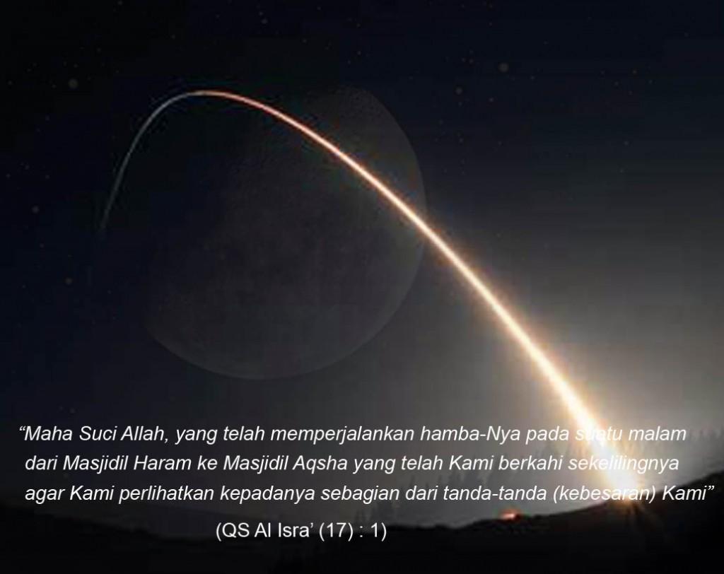 Kisah Isra Miraj Nabi Muhammad SAW dan Hikmahnya