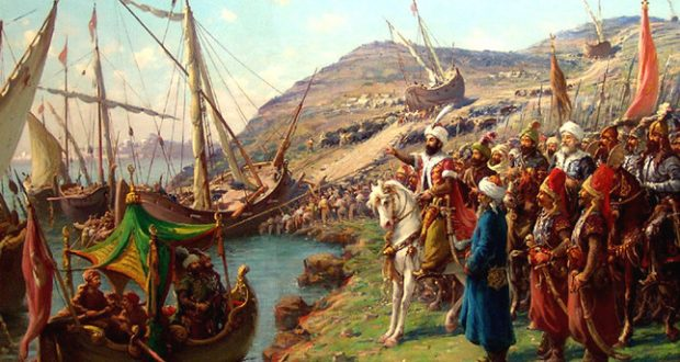 Constantinopel Has Fallen: Rahasia Kemenangan Muhammad Al-Fatih