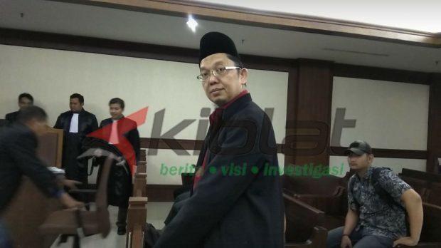"""Pembacaan Tuntutan Alfian Tanjung yang sebut """"PDIP 85% isinya kader PKI"""" Ditunda,  Sebut Jaksa Kebingungan"""