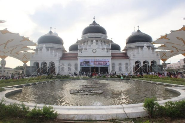 Kisah Pengayuh Becak dan Masyarakat Aceh Bantu Rakyat Suriah