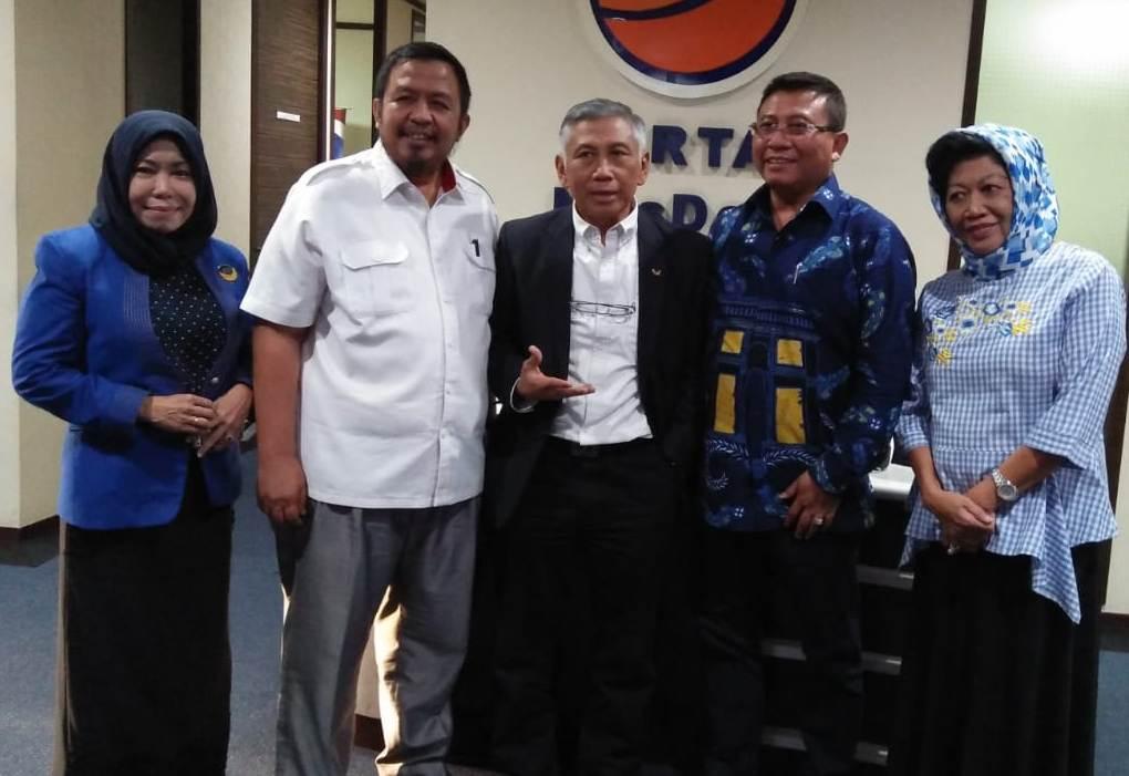 5 Cawawali dari Nasdem Diminta Jalin Komunikasi dengan PKS dan Demokrat