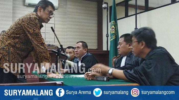 Tak Hanya Vonis 8 Tahun, Jaksa Minta Hakim Pengadilan Tipikor Surabaya Cabut Hak Dipilih Mantan Wali Kota Batu, Edy Rumpoko