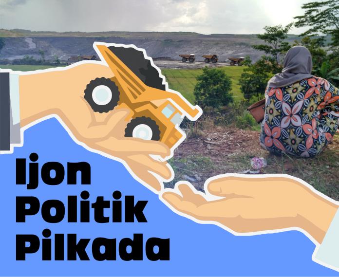 Krisis Rakyat di Tengah Pilkada Serentak 2018 ; Potensi Ijon Politik di 6 provinsi (Nusa Tenggara Timur, Jawa Barat, Kalimantan Timur, Jawa Timur, Sumatera Selatan) dan 1 kabupaten (Dairi).