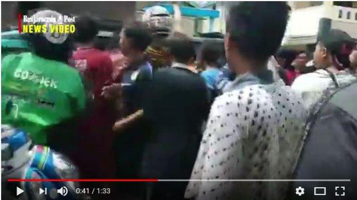 Video : Penjembret Menyerah Kedinginan, 2 Jam Sembunyi di Sungai