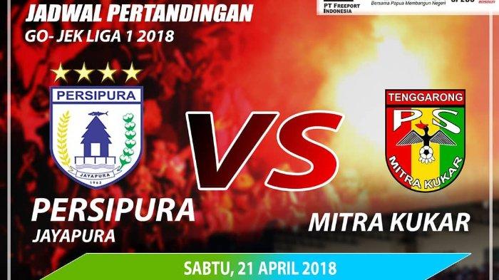 Taklukkan Mitra Kukar, Persipura Kembali ke Puncak Klasemen Liga 1