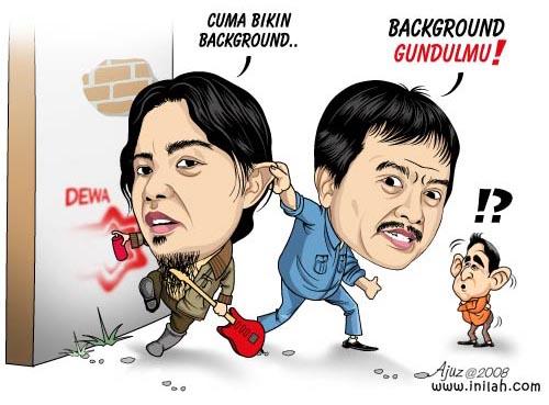 Roy Suryo 'Sotoy' Bikin Geram Koalisi Pendukung Jokowi