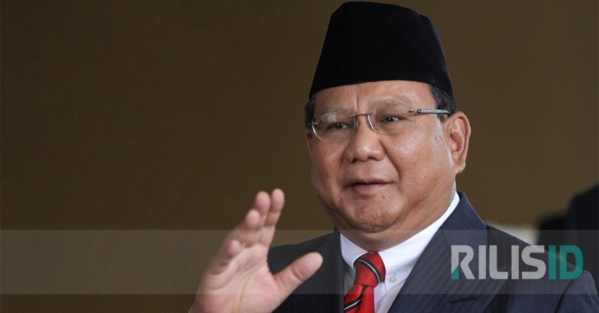 Prabowo Deklarasi Capres, Romy Sebut Peluang Poros Ketiga Tamat
