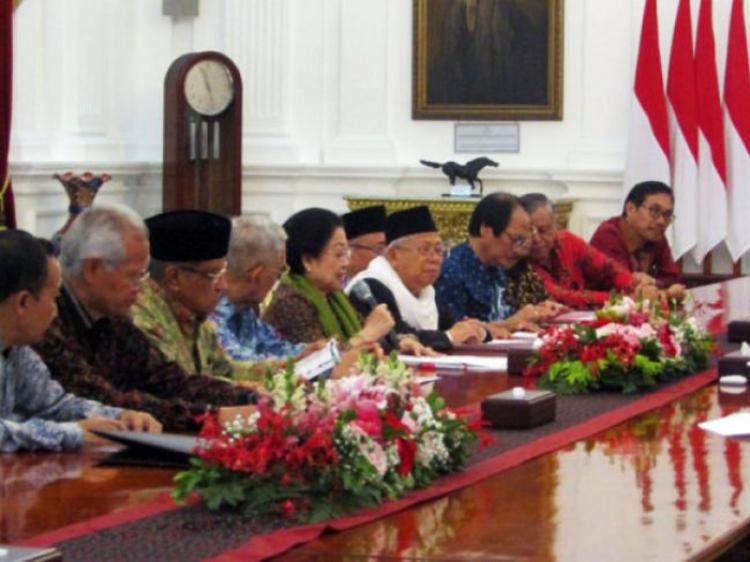 Megawati dkk Digaji Ratusan Juta di BPIP, Jokowi Akan Digugat ke MA