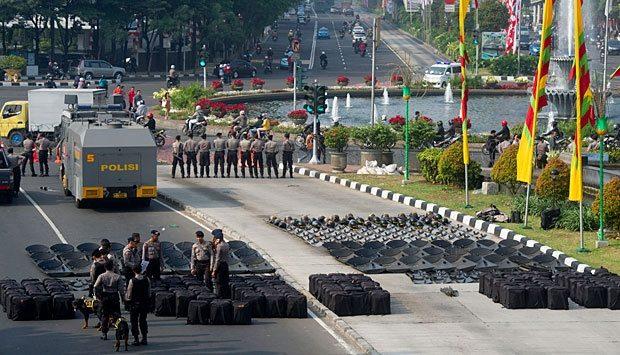 Polisi: Jakarta Siaga Satu