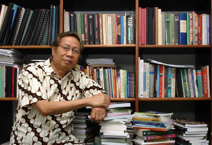 Selamat Jalan Pak Dawam Rahardjo …. Catatan kecil  kenangan Prof Dawam Rahardjo Tentang Terbentuknya PAN Kaltim