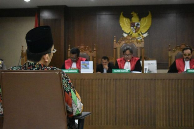 Alfian Tanjung Divonis Bebas dalam Perkara Laporan Pengacara Sekjen PDIP