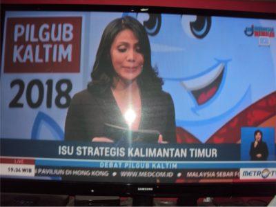 Ujar Isran Noor Kepada Andini Host Metro TV; Cara Megangnya Gimana?