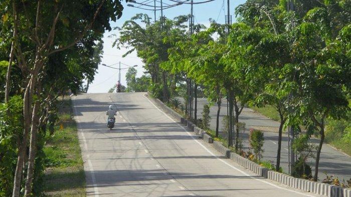 Cerita Mistis Jalan Tanjakan Batupiring Balangan, Kampung Mahluk Halus