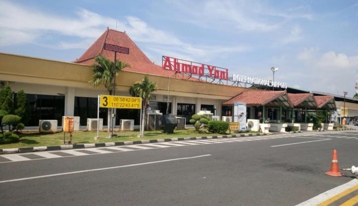 Bandara Semarang Siap Beroperasi Pekan Depan