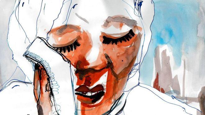Kisah Noura, perempuan belia yang diperkosa suami dan menghadapi hukuman mati
