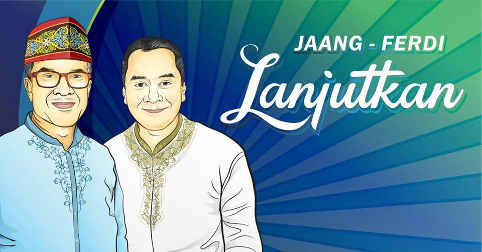 Dari 10 Kecamatan,  Jaang-Awang Hanya Unggul di Palaran
