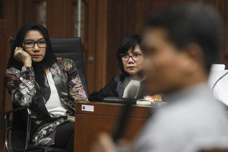 Adik Anak Buah Abun membantah Diancam Suami Rita Widyasari